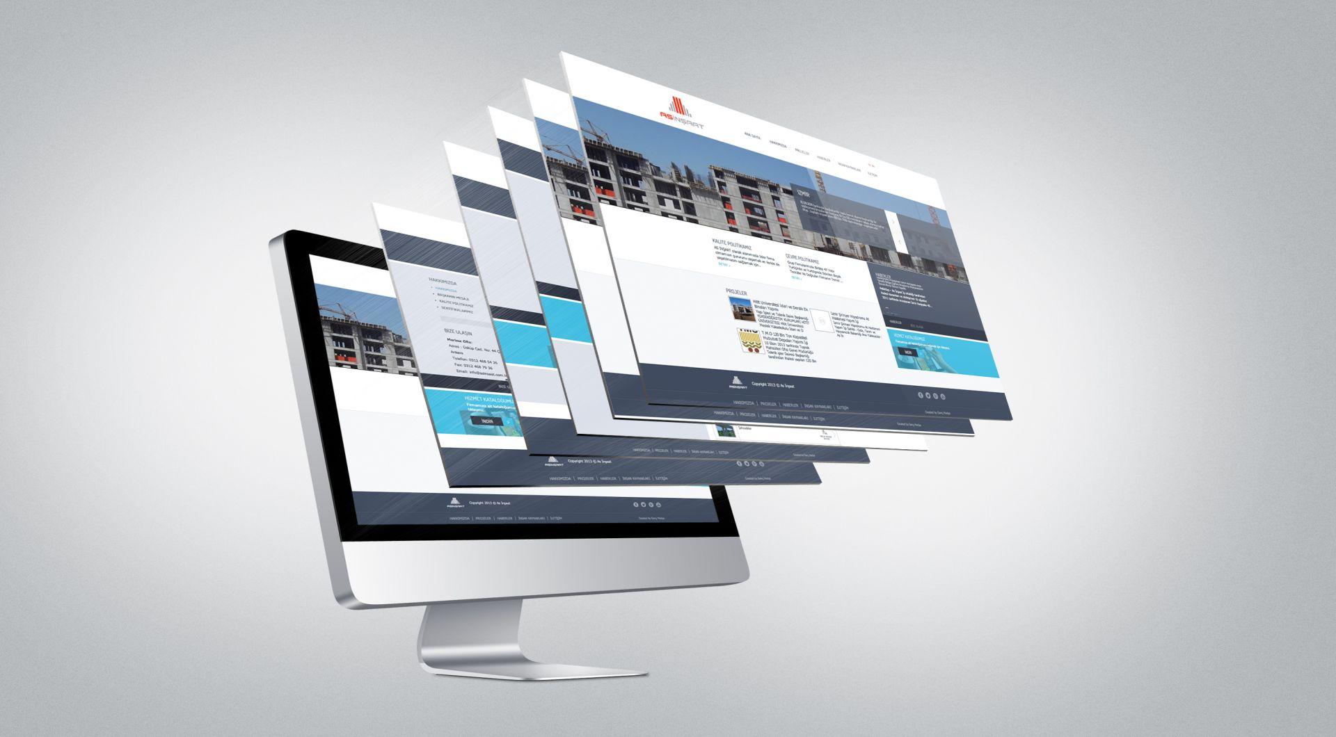 веб-дизайна при разработке сайта