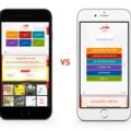 Где можно размещать навигационные инструменты в мобильной версии сайта